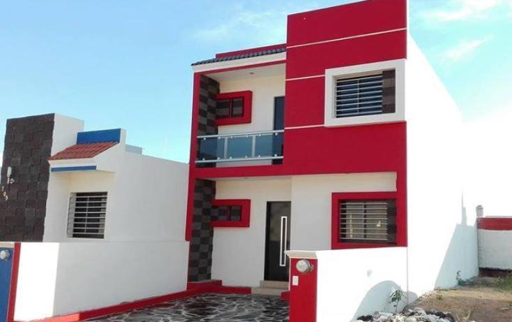 Foto de casa en venta en  711, villas diamante, villa de álvarez, colima, 1934914 No. 01