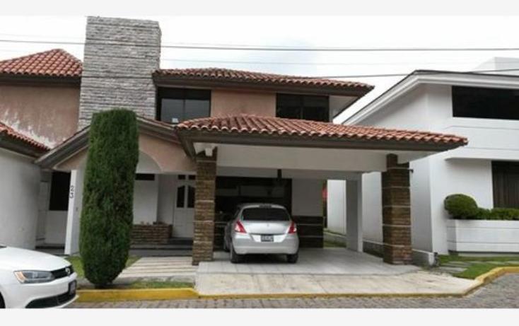 Foto de casa en venta en  7111, rincón de san andrés, puebla, puebla, 2007554 No. 01