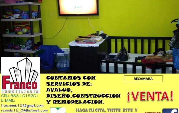 Foto de casa en venta en emiliano zapata 713, santa amalia, comalcalco, tabasco, 1336147 No. 03