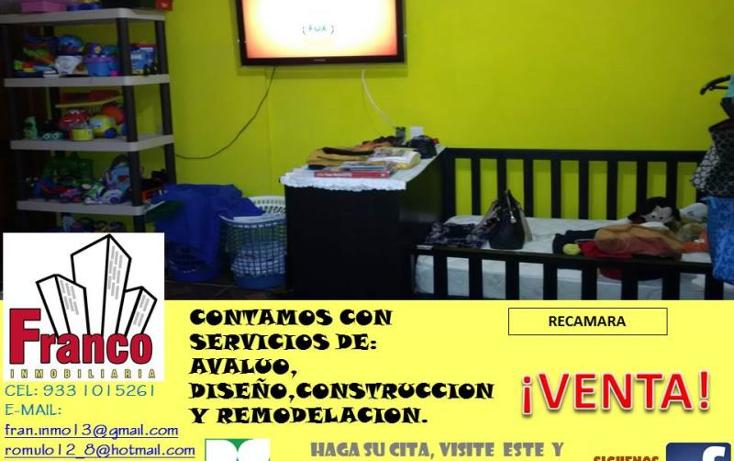 Foto de casa en venta en  713, santa amalia, comalcalco, tabasco, 1336147 No. 03