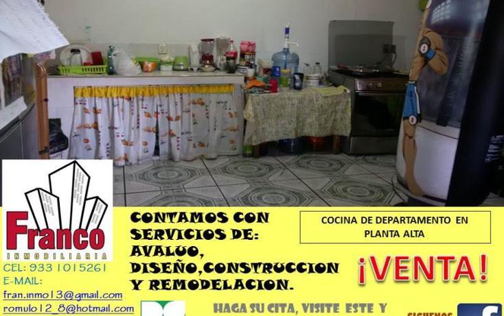 Foto de casa en venta en  713, santa amalia, comalcalco, tabasco, 1336147 No. 04