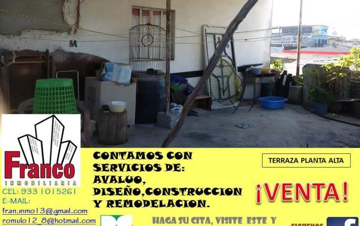 Foto de casa en venta en  713, santa amalia, comalcalco, tabasco, 1336147 No. 05