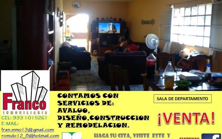 Foto de casa en venta en  713, santa amalia, comalcalco, tabasco, 1336147 No. 06