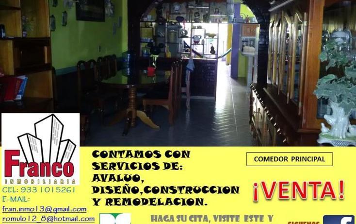 Foto de casa en venta en  713, santa amalia, comalcalco, tabasco, 1336147 No. 08