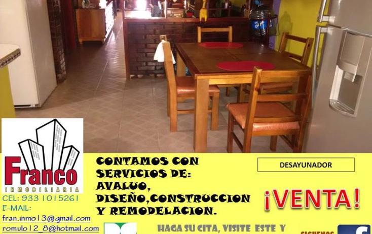 Foto de casa en venta en  713, santa amalia, comalcalco, tabasco, 1336147 No. 09