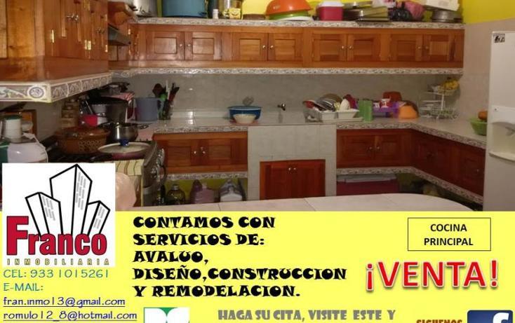 Foto de casa en venta en  713, santa amalia, comalcalco, tabasco, 1336147 No. 10