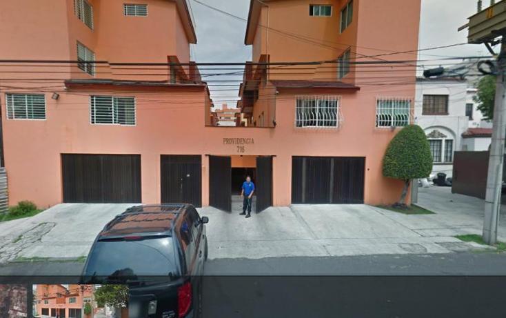 Foto de casa en venta en  716, del valle norte, benito juárez, distrito federal, 1936546 No. 01