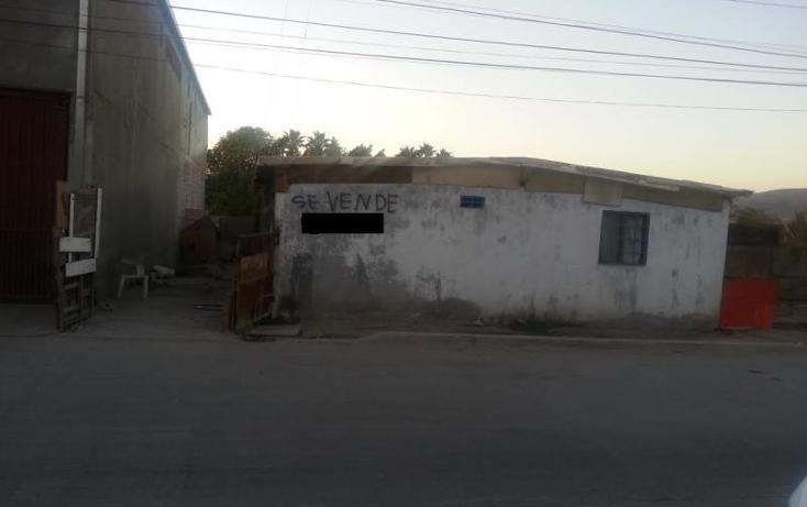 Foto de casa en venta en  719, ejido matamoros, tijuana, baja california, 608074 No. 01