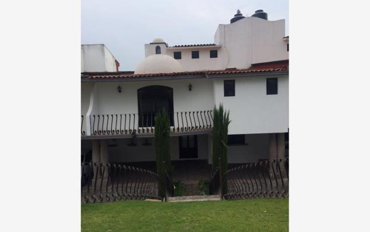 Foto de casa en renta en  719, rinconada mexicana, metepec, méxico, 2033620 No. 01