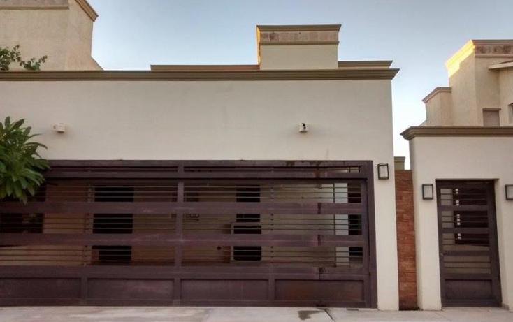 Foto de casa en venta en  72, paseo de las misiones, hermosillo, sonora, 1476947 No. 01