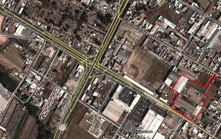 Foto de terreno comercial en renta en  72, santa ana chiautempan centro, chiautempan, tlaxcala, 384371 No. 03