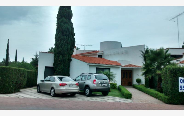Foto de casa en venta en  724, san gil, san juan del río, querétaro, 2046312 No. 01
