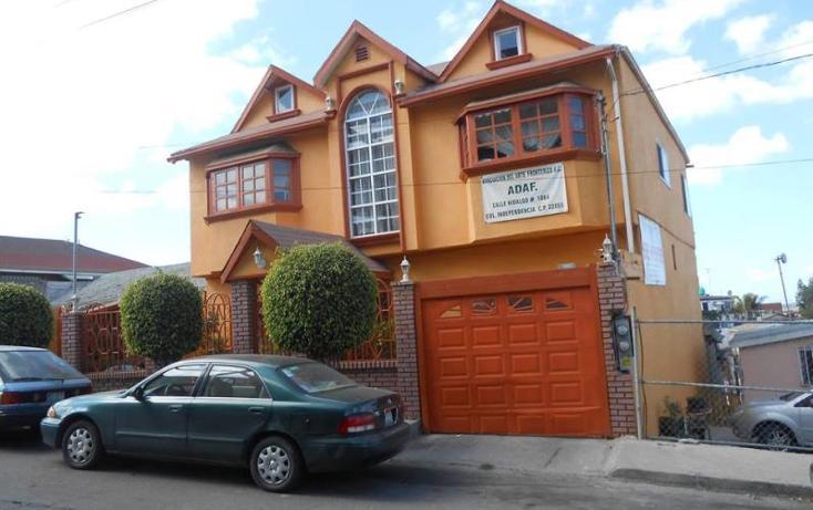 Foto de casa en venta en  7240, independencia, tijuana, baja california, 1952776 No. 01