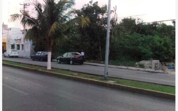 Foto de terreno comercial en venta en  725, cozumel centro, cozumel, quintana roo, 1461537 No. 01