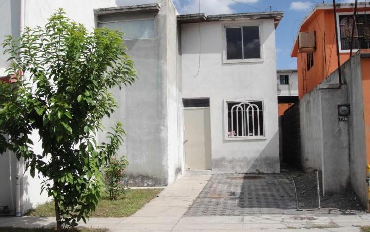 Foto de casa en venta en  726, hacienda los ayala, general escobedo, nuevo le?n, 2045792 No. 01