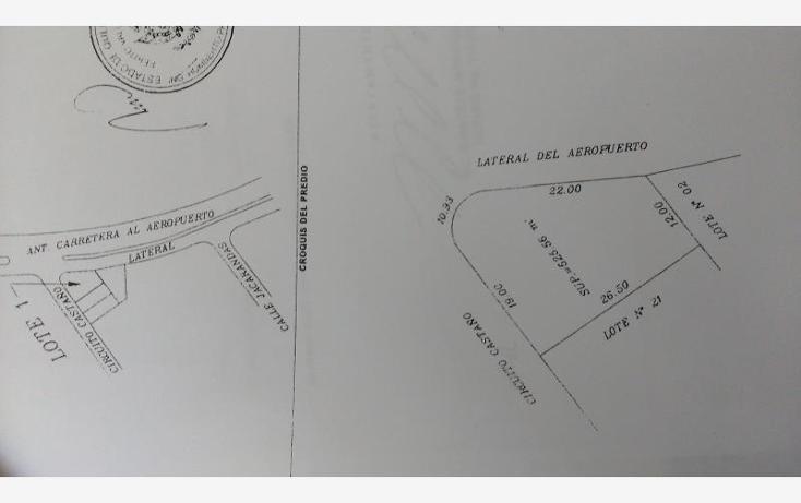 Foto de terreno habitacional en venta en  73, arboledas, querétaro, querétaro, 1023593 No. 01