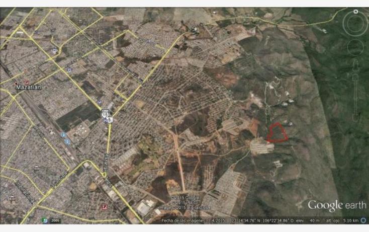 Foto de terreno comercial en venta en  73, urias, mazatl?n, sinaloa, 1002009 No. 03
