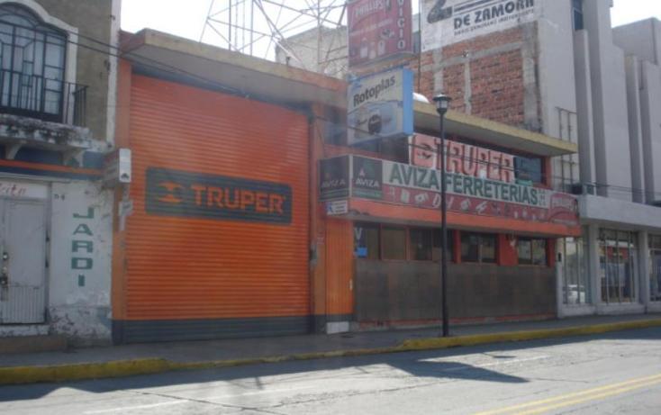 Foto de edificio en venta en  73, zamora de hidalgo centro, zamora, michoacán de ocampo, 380161 No. 01