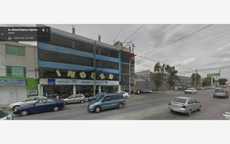 Foto de edificio en venta en  733, insurgentes chulavista, puebla, puebla, 1701794 No. 01