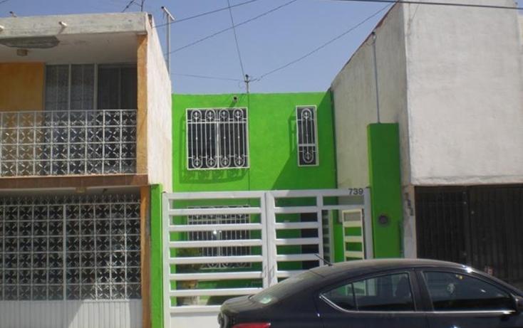 Foto de casa en venta en  739, providencia, san luis potosí, san luis potosí, 1368927 No. 01