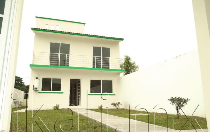 Foto de casa en venta en  74, jardines de tuxpan, tuxpan, veracruz de ignacio de la llave, 579382 No. 01