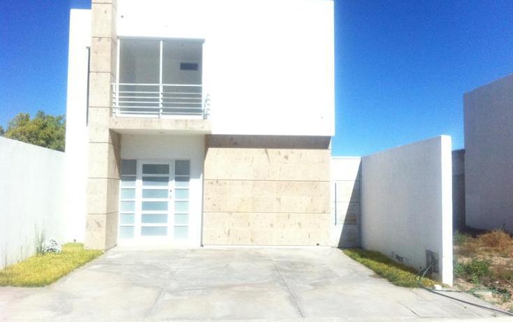 Foto de casa en venta en  75, fraccionamiento villas del renacimiento, torreón, coahuila de zaragoza, 374717 No. 01