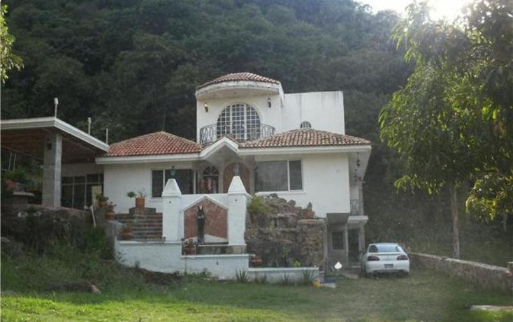 Foto de casa en venta en  75, las cañadas, zapopan, jalisco, 1001201 No. 01