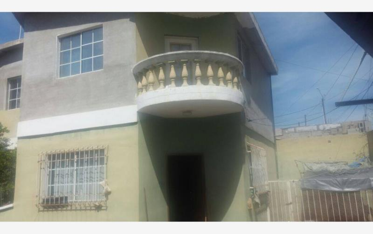Foto de casa en venta en  7507, el p?pila, tijuana, baja california, 827767 No. 01