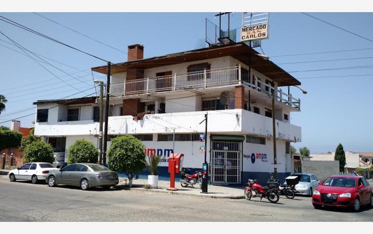Foto de edificio en venta en  756, ulbrich, ensenada, baja california, 996593 No. 01