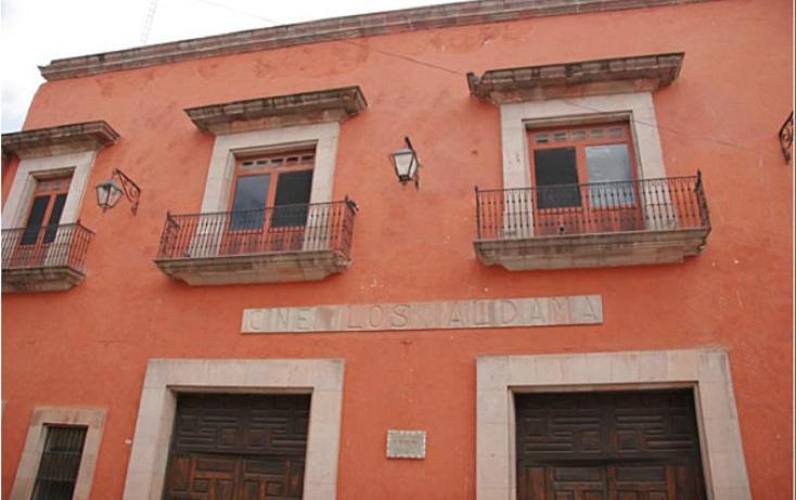 Foto de edificio en venta en  76, san miguel de allende centro, san miguel de allende, guanajuato, 805885 No. 01