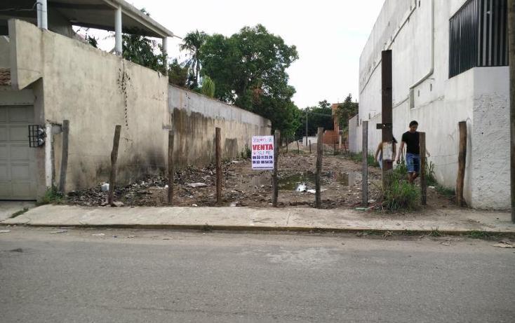 Foto de terreno habitacional en venta en antonio reyes zurita 765, carrizal, centro, tabasco, 1326311 No. 01