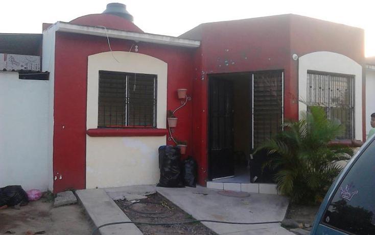 Foto de casa en venta en  767, senderos de rancho blanco, villa de álvarez, colima, 1937534 No. 01
