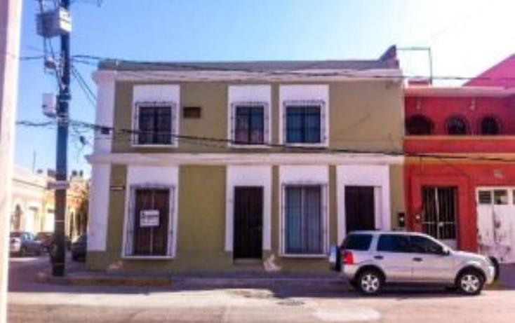 Foto de casa en venta en  77, centro, mazatlán, sinaloa, 1687738 No. 01