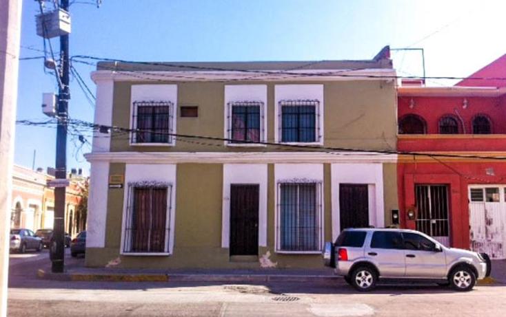 Foto de casa en venta en  77, centro, mazatl?n, sinaloa, 1688140 No. 01