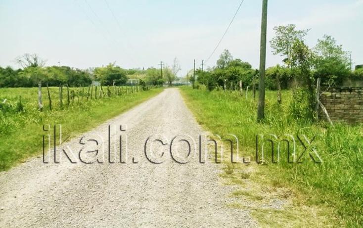 Foto de terreno habitacional en venta en  77, jardines de tuxpan, tuxpan, veracruz de ignacio de la llave, 983327 No. 13