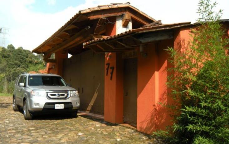 Foto de casa en venta en  77, san gaspar, valle de bravo, méxico, 610953 No. 05