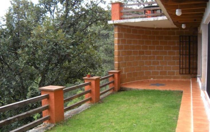 Foto de casa en venta en  77, san gaspar, valle de bravo, méxico, 610953 No. 21