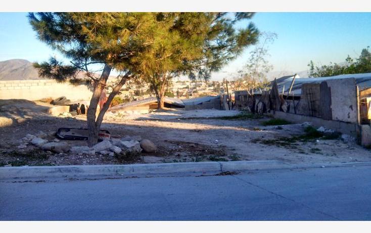 Foto de terreno habitacional en venta en  7712, el pípila, tijuana, baja california, 376025 No. 01