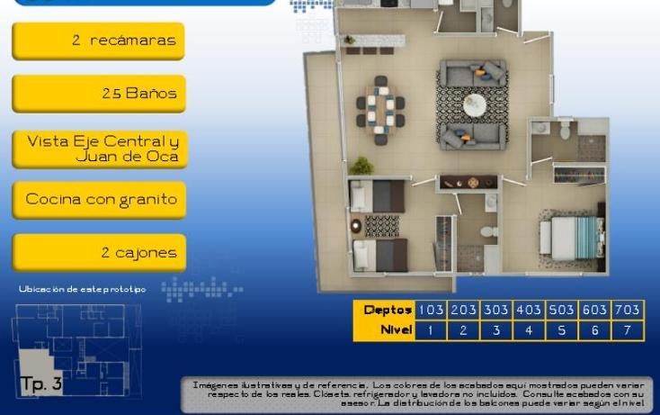 Foto de departamento en venta en eje central 777, narvarte oriente, benito juárez, distrito federal, 1606202 No. 09