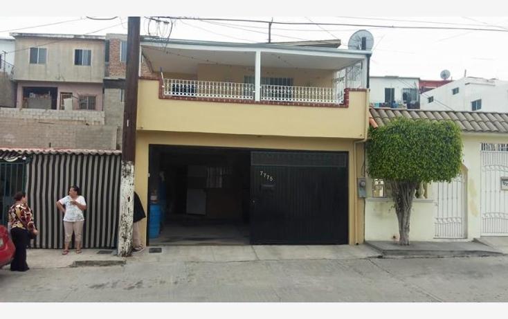 Foto de casa en venta en  7775, cumbres del rub?, tijuana, baja california, 815401 No. 01