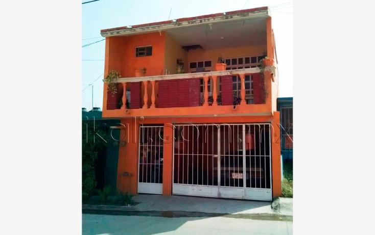 Foto de casa en venta en  78, campo real, tuxpan, veracruz de ignacio de la llave, 1640898 No. 01