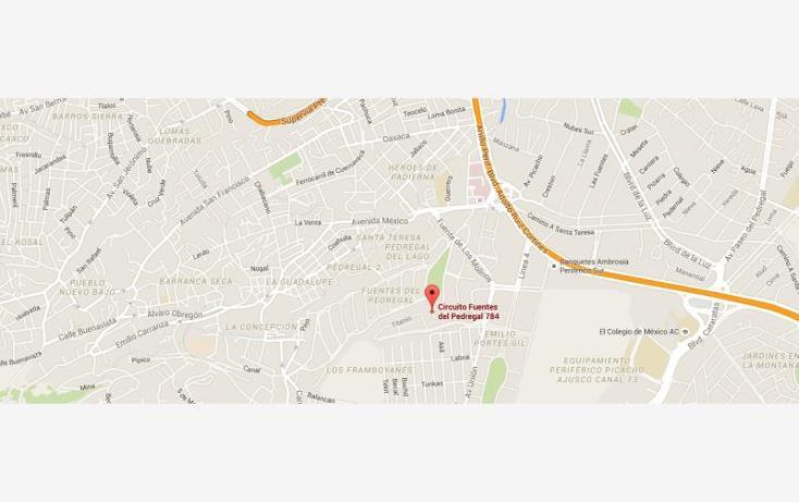 Foto de casa en venta en  784, fuentes del pedregal, tlalpan, distrito federal, 1584782 No. 04
