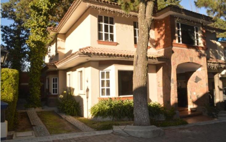 Foto de casa en venta en  79, magdalena, metepec, méxico, 2364378 No. 01
