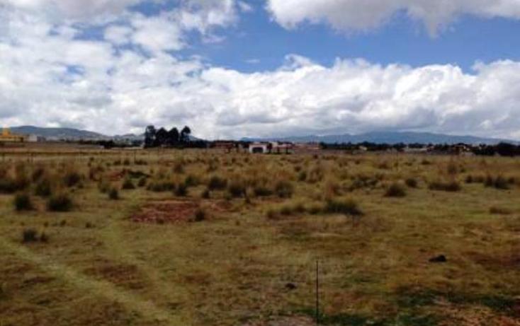 Foto de terreno habitacional en venta en  793, cacalomac?n, toluca, m?xico, 879223 No. 01