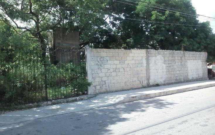 Foto de terreno habitacional en venta en 4 norte , ejidal, solidaridad, quintana roo, 2723872 No. 01