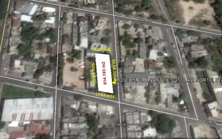 Foto de terreno habitacional en venta en 4 norte , ejidal, solidaridad, quintana roo, 2723872 No. 03