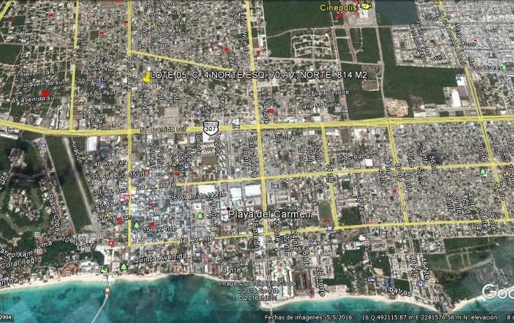Foto de terreno habitacional en venta en 4 norte , ejidal, solidaridad, quintana roo, 2723872 No. 05
