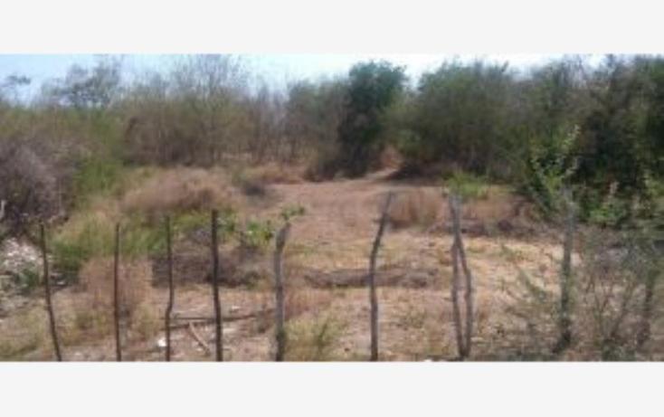 Foto de terreno habitacional en venta en  8 9 10 11, el venadillo, mazatlán, sinaloa, 1740268 No. 01
