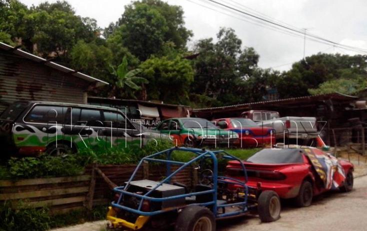 Foto de terreno habitacional en venta en  8, anáhuac, tuxpan, veracruz de ignacio de la llave, 2040736 No. 07