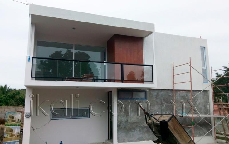 Foto de casa en venta en  8, campestre alborada, tuxpan, veracruz de ignacio de la llave, 1630092 No. 01